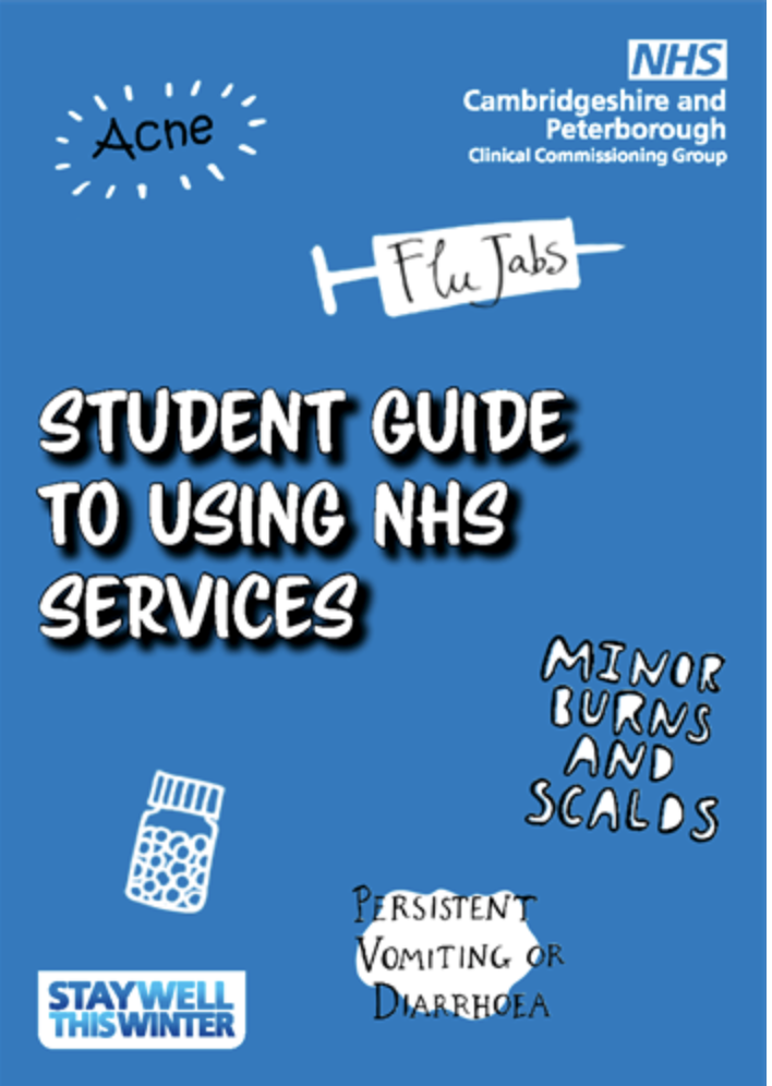 Click to Download the NHS Student Guide