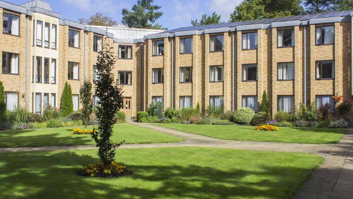 Accommodation block