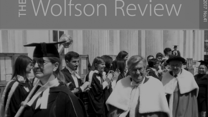 The Wolfson Review