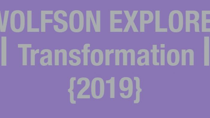 wolfson explores transformation