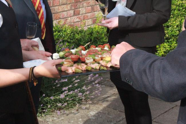 Wolfson Canapes