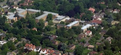 Wolfson from the air