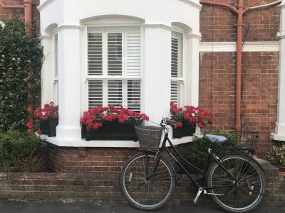 Bicycle in Newnham