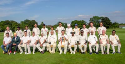 President's XI cricket team in 2018