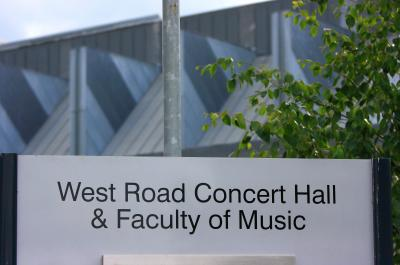 West Road Concert Hall & Faculty of Music