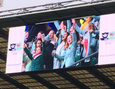 women's rugby team twickenham