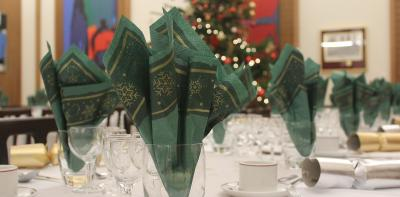 Christmas Menus for Events