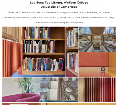 Lee Library by Sara Rawlinson