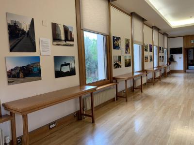 Photo exhibition in Gallery