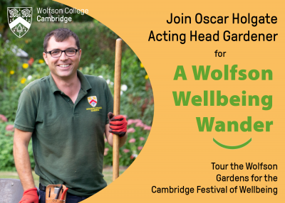 Wellness Wander with Oscar
