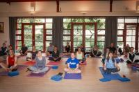 Yoga in Lee Hall with Martin Bond