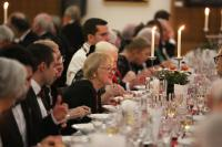 Benefactors' Dinner Table