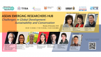 Wolfson-ASEAN Emerging Researchers Hub
